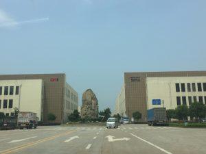 中国最大の反射材メーカーDM